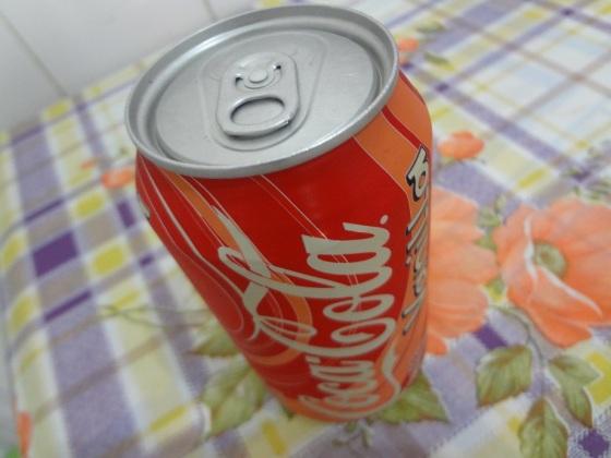 coca cola vanilla