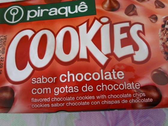 cookies piraquê chocolate
