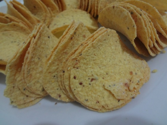 pringles tortilla chips