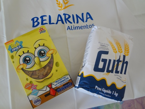 Belarina Alimentos presskit