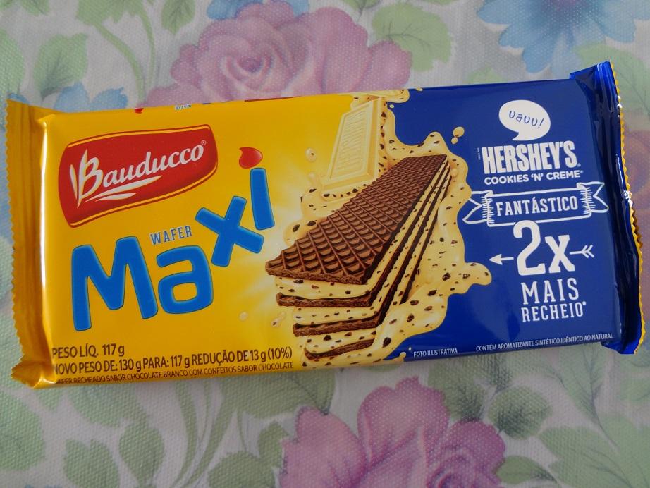 bauducco maxi wafer hershey's cookies n creme