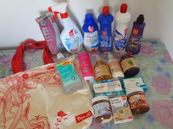 produtos supermercados Dia