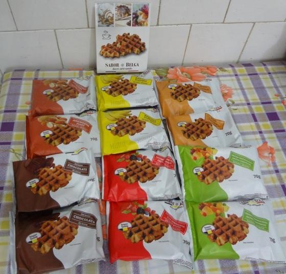 sabor belga waffles
