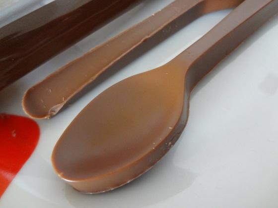 choco spoons