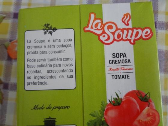 la soup tomate