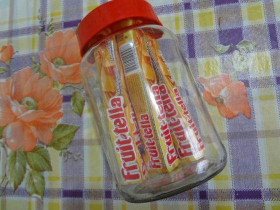 fruittella dulce de leche