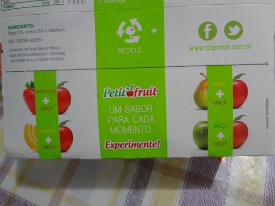 petit fruit ameixa + maçã