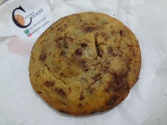 caixa de natal double cookies