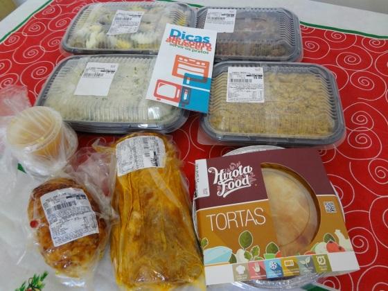 ceia de natal e reveillon supermercados hirota