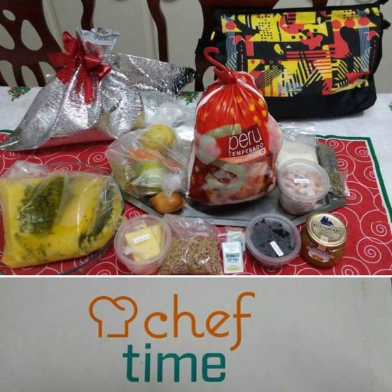 cheftime natal
