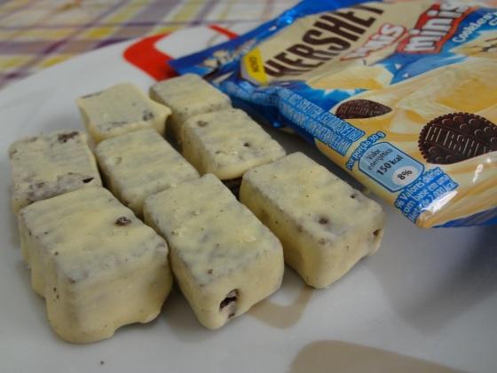 hersheys mais mini cookies n creme
