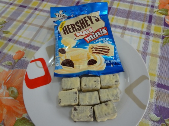hersheys mais mini cookies n creme