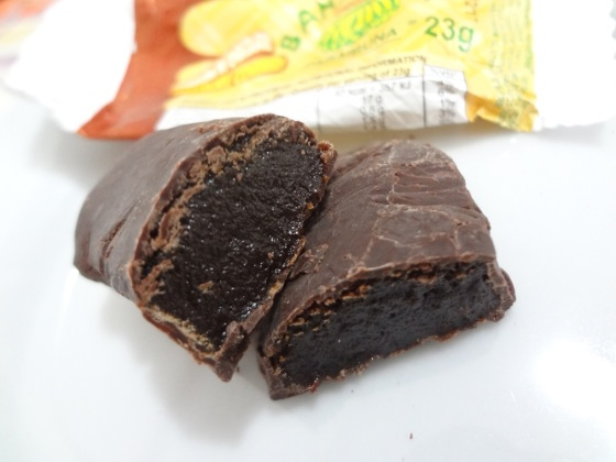 bananinha chocolate paraibuna