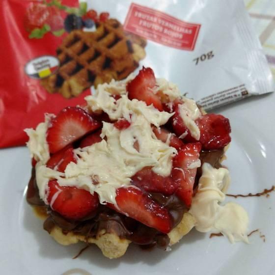 gordices waffle sabor belga