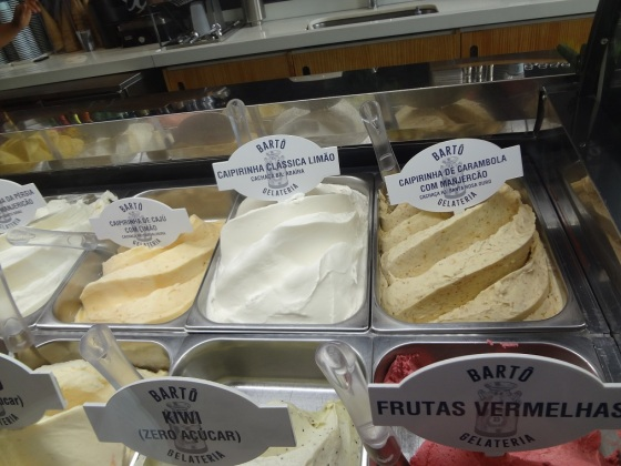 bartô gelateria gelatos de carnaval