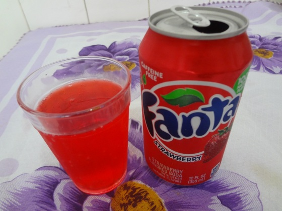 fantas strawberry