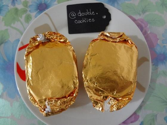double cookies