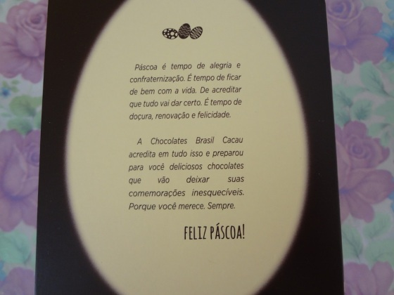 ovo cookies and cream chocolates brasil cacau