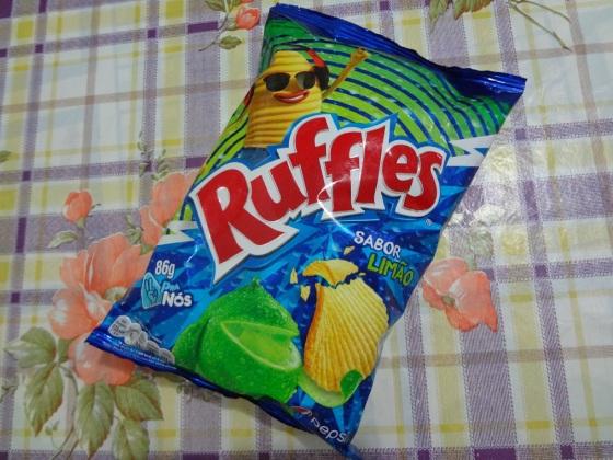 ruffles sabor limão