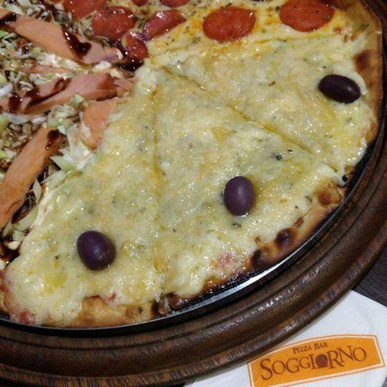Soggiorno pizza bar