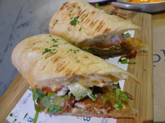blue sandwich market