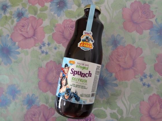 suco de uva spunch
