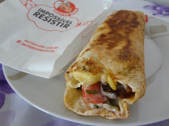 mister sheik shawarma