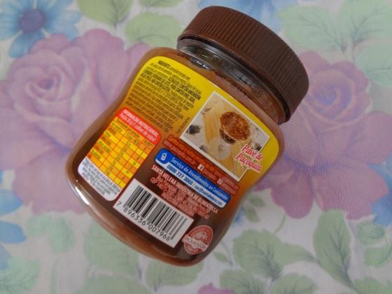 paçoquita cremosa com chocolate