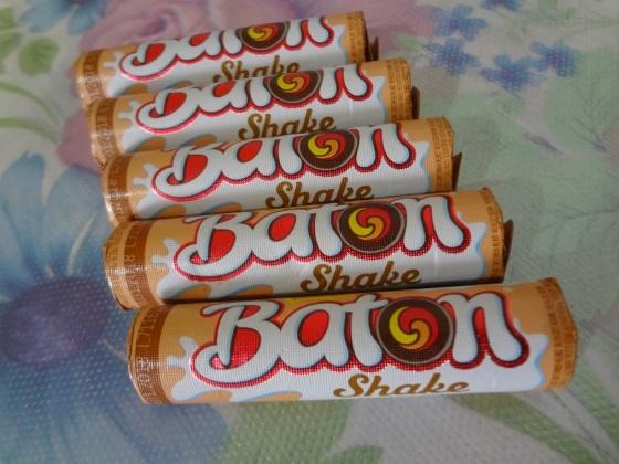 baton shake