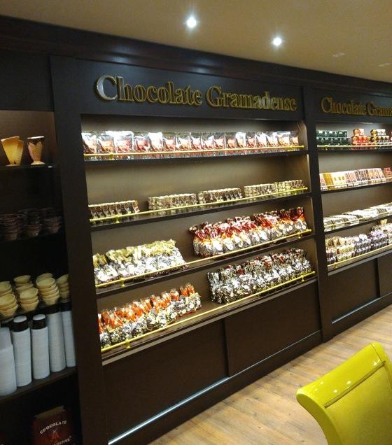 chocolates gramadense