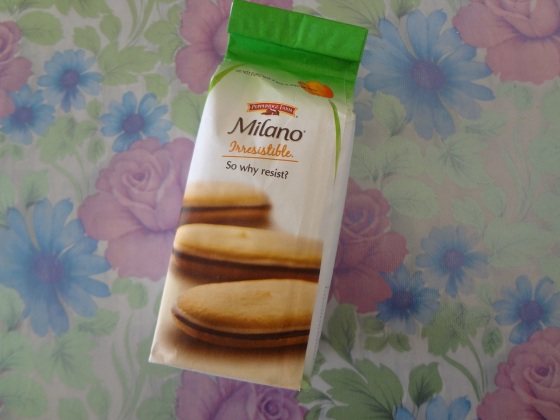 milano orange chocolate