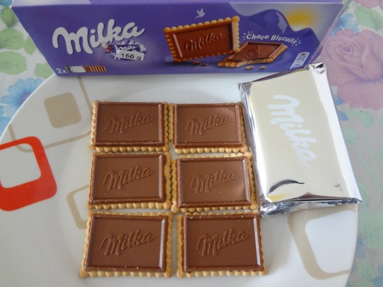 Milka Choco Biscuits