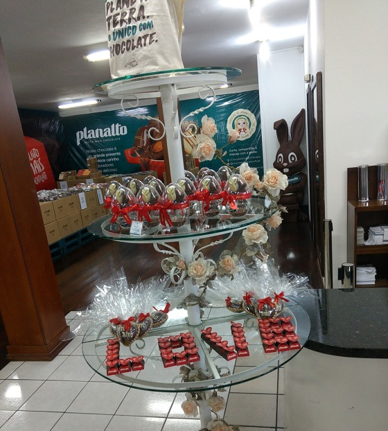 chocolates planalto