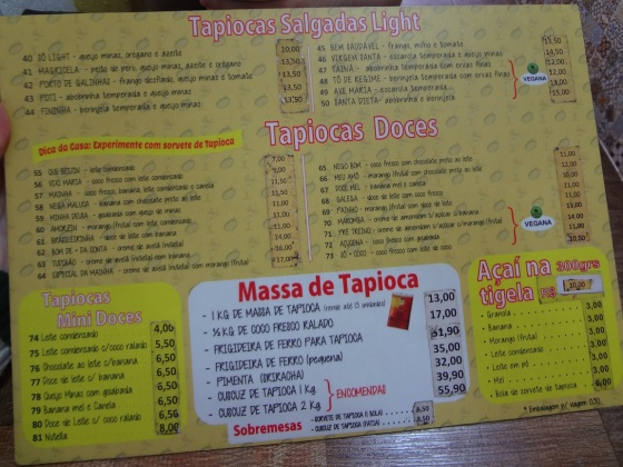 Dona Tapioca
