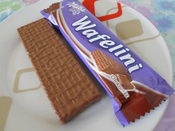 milka wafelini