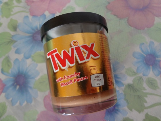 twix cremoso