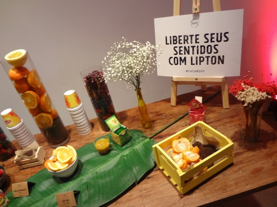 evento lipton tastemade