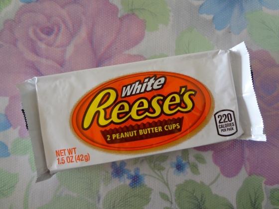 reeses white