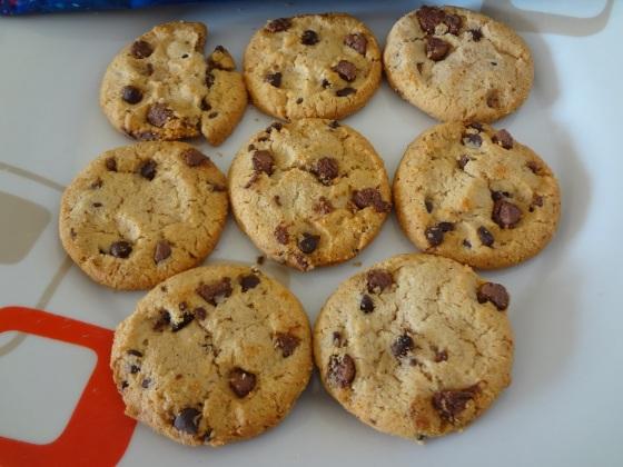 shot cookies
