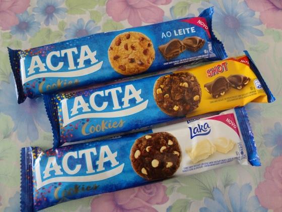 cookies lacta