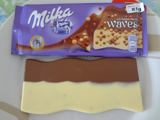milka waves