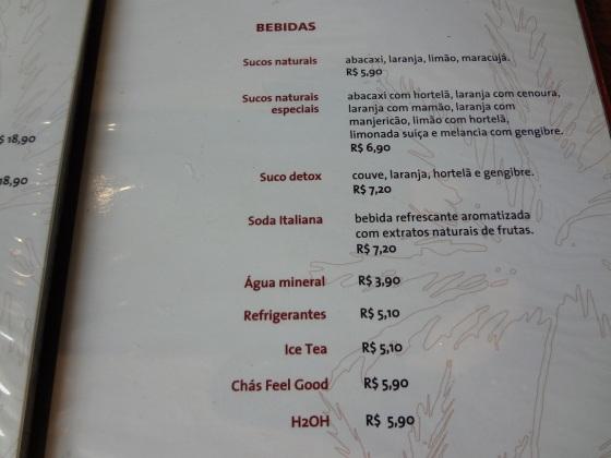 restaurante florida