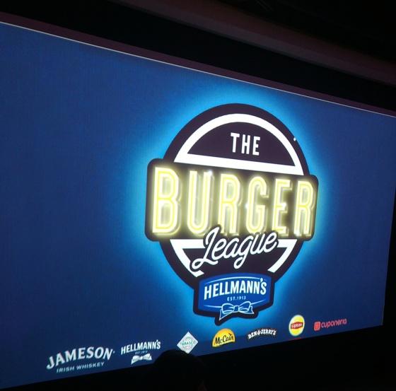 the burger league