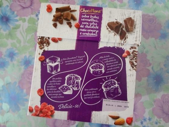 bauducco especial frutas vermelhas