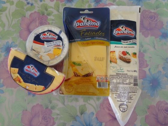 presskit queijos ipanema