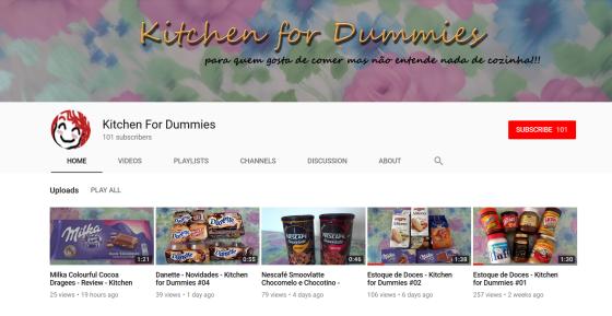 kitchen for dummies