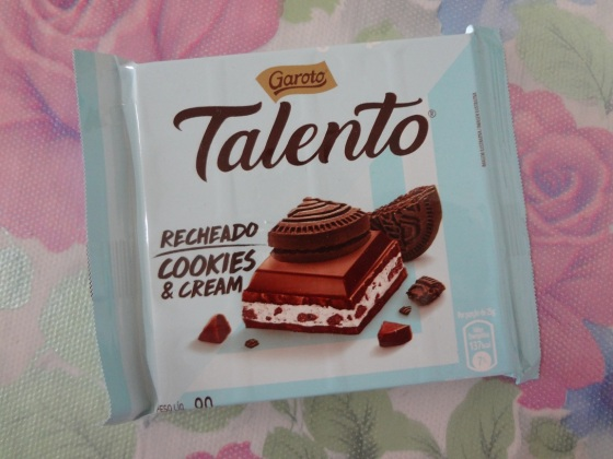 talento cookies and cream