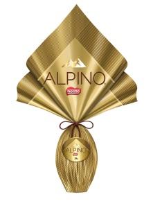 ovo de páscoa alpino