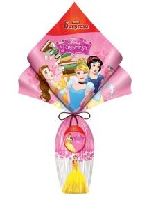 ovo de páscoa princesas bela
