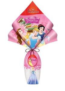 ovo de páscoa nestlé princesas cinderela